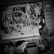 New York. Union square street life  / Union square, scene de rue