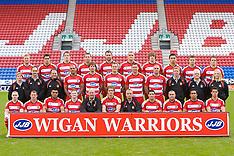 070115 Wigan photocall