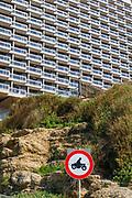 Israel, Tel Aviv, Hilton Hotel