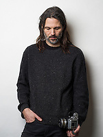 Linus Sandgren, filmfotograf och Oscarsvinnare.