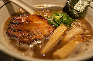Bassa Nova ramen restaurant in Shindaita district, in Tokyo, Japan, Wednesday 28th April 2010.