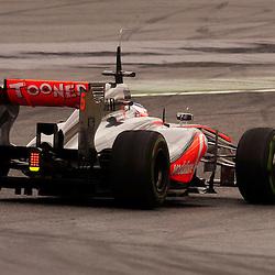 F1 Test Montmelo 2013 Circuito de Montmelo Test F1