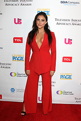 BEVERLY HILLS, CA - SEPTEMBER 15: Madchen Amick at the 2018 Television Industry Advocacy Awards, Sofitel Hotel in Beverly Hills, California on September 15, 2018. 15 Sep 2018 Pictured: Cassie Scerbo. Photo credit: DE/MPI/Capital Pictures / MEGA TheMegaAgency.com +1 888 505 6342