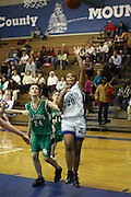 MCHS JV Girl's Basketball.vs Greene.12/7/2007..