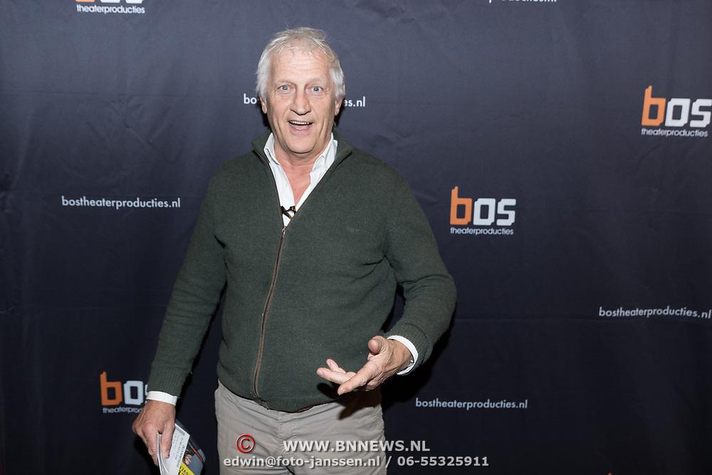 NLD/Amsterdam/20180222 - Premiere Vele Hemels boven de Zevende,Wilbert Gieske