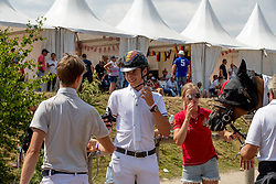 Philippaerts Thibault, BEL, Cataleya<br /> European Championship Children, Juniors, Young Riders - Fontainebleau 1028<br /> © Hippo Foto - Dirk Caremans<br /> Philippaerts Thibault, BEL, Cataleya