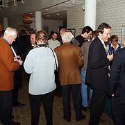Nieuwjaarsreceptie gemeente Huizen 2002,