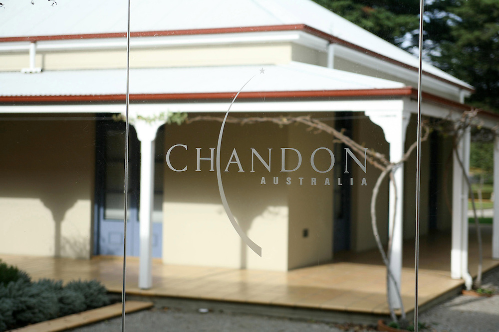 The head office of Australian wine producer Chandon in the Yarra Valley, Melbourne, Australia, July 02, 2007. Credit:SNPA / Rob Tucker