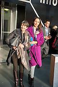 ELISABETH BROOKS; IZABELLA KAY, Art13 London First night, Olympia Grand Hall, London. 28 February 2013