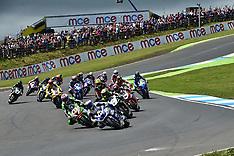 R4 MCE British Superbike Championship Knockhill