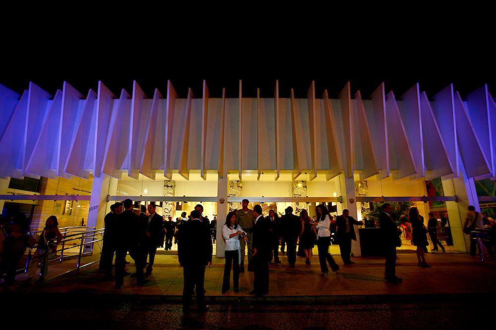 Belo Horizonte_MG, Brasil...Evento Comemorativo dos 80 anos do Jornal Estado de Minas no Palacio das Artes...The event commemorating 80 years of the Estado de Minas newspaper in Palacio das Artes...Foto: LEO DRUMOND / NITRO