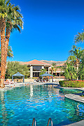 Miracle Springs Resort famous natural hot mineral waters with therapeutic, healing properties.