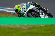 Lachlan Epis (22) riding for ResponseRE in Q1 during round 6 of the Australian Superbike Championship on October 05, 2019 at Phillip Island Circuit, Victoria. (Image Dave Hewison/ Speed Media)