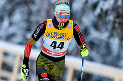 27.11.2016, Nordic Arena, Ruka, FIN, FIS Weltcup Langlauf, Nordic Opening, Kuusamo, Damen, im Bild Stefanie Boehler (GER) // Stefanie Boehler of Germany during the Ladies FIS Cross Country World Cup of the Nordic Opening at the Nordic Arena in Ruka, Finland on 2016/11/27. EXPA Pictures © 2016, PhotoCredit: EXPA/ JFK