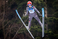 Luisa Goerlich (GER) during 1st Round at Day 1 of FIS Ski Jumping World Cup Ladies Ljubno 2018, on January 27, 2018 in Ljubno ob Savinji, Ljubno ob Savinji, Slovenia. Photo by Ziga Zupan / Sportida