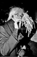 Andy Warhol's Last New Year's Eve