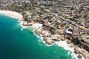 Aerial Stock Photos of Laguna Beach Coastline and Community
