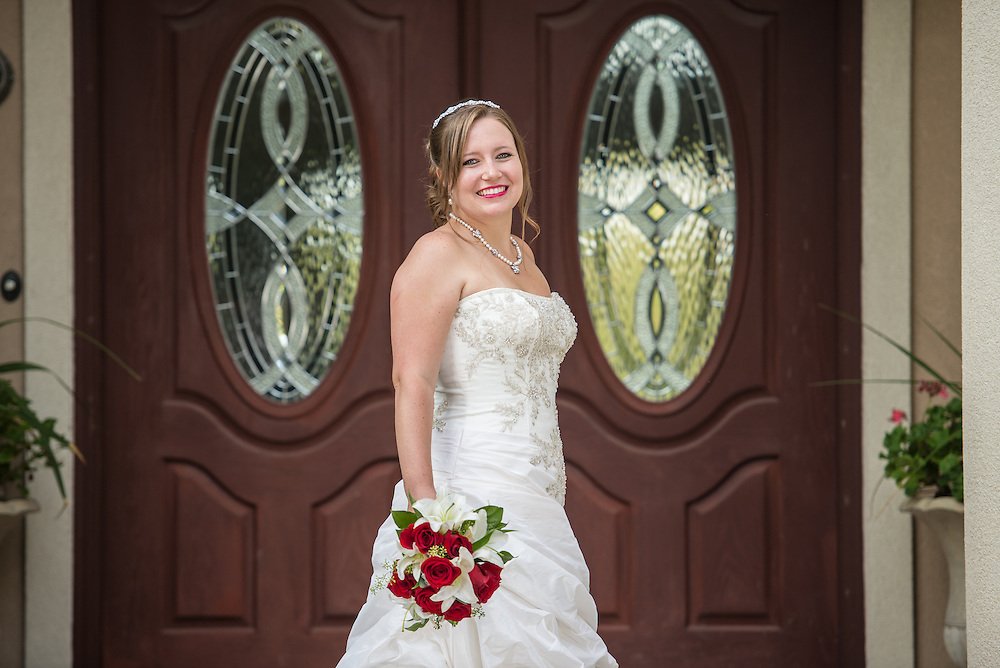 Ashley Bridal Portrait | Swansboro NC Photographers