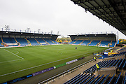 The Kassam Stadium, Oxford, before the EFL Sky Bet League 1 match between Oxford United and Millwall at the Kassam Stadium, Oxford, England on 29 October 2016. Photo by David Charbit.