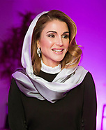 Queen Rania Attends Misk Global Forum, Saudi Arabia