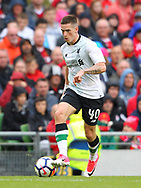 Ryan Kent of Liverpool during the Pre-season Friendly match at the Aviva Stadium, Dublin<br /> Picture by Yannis Halas/Focus Images Ltd +353 8725 82019<br /> 05/08/2017
