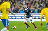Morgan Schneiderlin  - 26.03.2015 - France / Bresil - Match Amical<br />