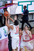 DESCRIZIONE : Varese FIBA Eurocup 2015-16 Openjobmetis Varese Telenet Ostevia Ostende<br /> GIOCATORE : Luca Campani<br /> CATEGORIA : Tiro<br /> SQUADRA : Openjobmetis Varese<br /> EVENTO : FIBA Eurocup 2015-16<br /> GARA : Openjobmetis Varese - Telenet Ostevia Ostende<br /> DATA : 28/10/2015<br /> SPORT : Pallacanestro<br /> AUTORE : Agenzia Ciamillo-Castoria/M.Ozbot<br /> Galleria : FIBA Eurocup 2015-16 <br /> Fotonotizia: Varese FIBA Eurocup 2015-16 Openjobmetis Varese - Telenet Ostevia Ostende
