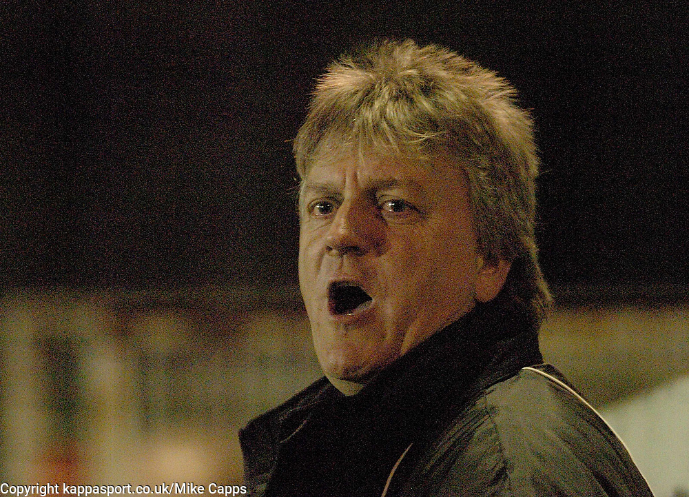 ALAN BILEY NEW MANAGER ROTHWELL TOWN FC, Rothwell Town Cecil Street, 31st October 2006Rothwell Town Cecil Street, 31st October 2006