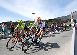 22.04.2019, Kufstein, AUT, Tour of the Alps, 1. Etappe, Kufstein - Kufstein, 144km, im Bild // Pascal Ackermann (GER, Bora-Hansgrohe) during the 1st Stage of the Tour of the Alps Cyling Race from Kufstein to Kufstein (144km) in in Kufstein, Austria on 2019/04/22. EXPA Pictures © 2019, PhotoCredit: EXPA/ Reinhard Eisenbauer