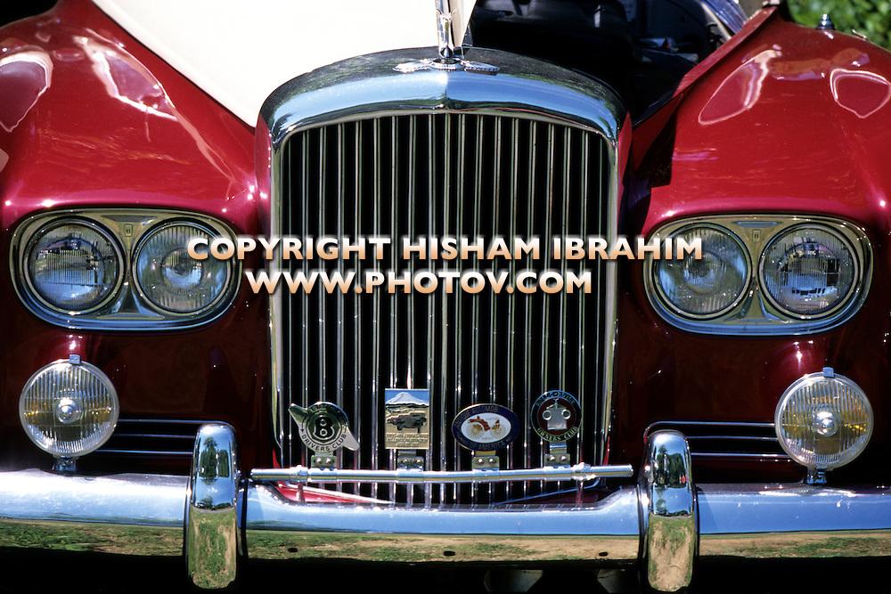 Bentley Antique Classic British Car