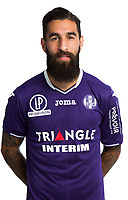 Jimmy Durmaz during Photoshooting of Toulouse for new season 2017/2018 on September 29, 2017 in Bordeaux, France. <br /> Photo : TFC / Icon Sport