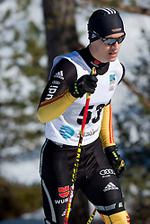 MESSINGER Nico Guide: BURCHARTZ PL, GER, Middle Distance Cross Country, 2015 IPC Nordic and Biathlon World Cup Finals, Surnadal, Norway