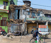 Old house in Jabalpur, Madhya Pradesh, India.
