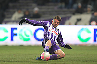 FOOTBALL - FRENCH CHAMPIONSHIP 2011/2012 - L1 - TOULOUSE FC v AS SAINT ETIENNE - 12/02/2012 - PHOTO MANUEL BLONDEAU / DPPI - PAVLE NINKOV