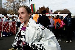 19th Philadelphia Marathon. November 18, 2012 -  Benjamin Franklin Parkway, Philadelphia, PA;  Irina Mashkantceva, 29, of Solikamsk, Russia broke the women's Philadelphia Marathon record at 2:35:34. .