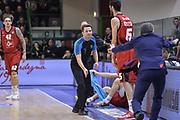DESCRIZIONE : Eurocup 2015-2016 Last 32 Group N Dinamo Banco di Sardegna Sassari - Cai Zaragoza<br /> GIOCATORE : Tomas Jasevicius<br /> CATEGORIA : Arbitro Referee<br /> SQUADRA : Arbitro Referee<br /> EVENTO : Eurocup 2015-2016<br /> GARA : Dinamo Banco di Sardegna Sassari - Cai Zaragoza<br /> DATA : 27/01/2016<br /> SPORT : Pallacanestro <br /> AUTORE : Agenzia Ciamillo-Castoria/L.Canu