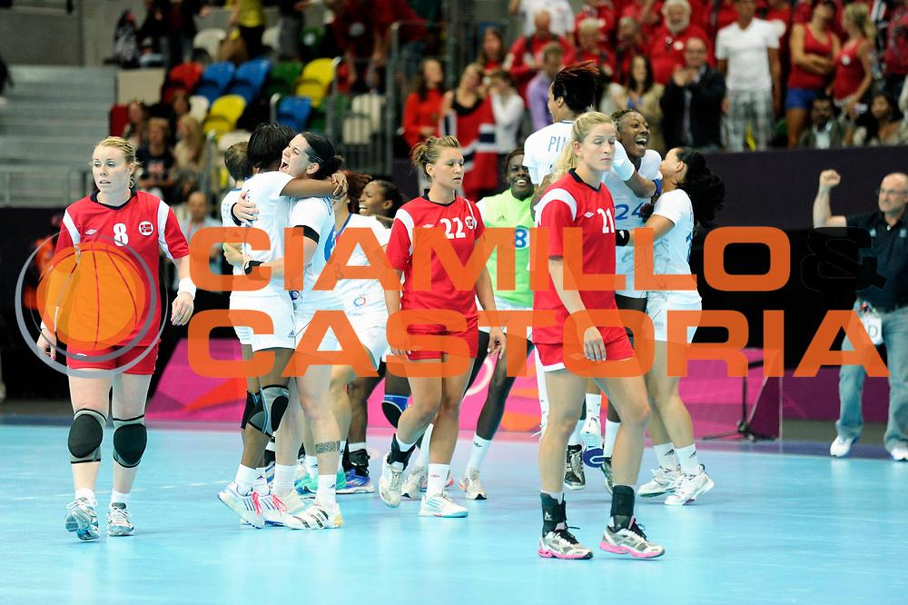 DESCRIZIONE : France Hand Jeux Olympiques Londres <br /> GIOCATORE : France Defense FRA<br /> SQUADRA : France Femme<br /> EVENTO : FRANCE Hand Jeux Olympiques<br /> GARA : FRANCE NORVEGE<br /> DATA : 28 07 2012<br /> CATEGORIA : Hand Jeux Olympiques<br /> SPORT : Handball<br /> AUTORE : JF Molliere <br /> Galleria : France Hand 2011-2012 Action<br /> Fotonotizia : France Hand Femme Hand Jeux Olympiques Londres