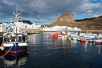 Espagne. Iles Canaries. Grande Canarie. Puerto de las Nieves. // Spain. Canary islands. Gran Canaria. Puerto de las Nieves.