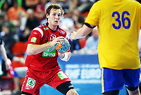 Håndball , 06. juni 2013 , Scandinavian Open , herrer , Norge - Sverige 23-21<br /> Norway - Sweden , handball<br /> Christian O'sullivan , Norge