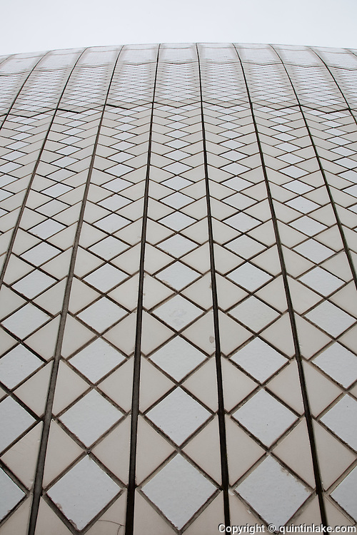 Into Silent Skies Images Of Sydney Opera House Roof