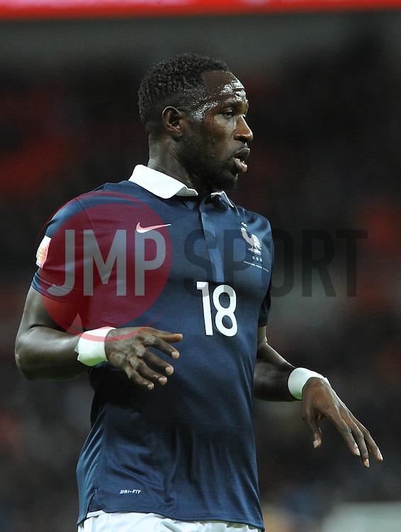 Moussa Sissoko of France  - Mandatory byline: Dougie Allward/JMP - 07966 386802 - 17/11/2015 - FOOTBALL - Wembley Stadium - London, England - England v France - International Friendly