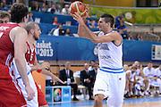 KOPER EUROBASKET 2013 5 SETTEMBRE 2013<br /> NAZIONALE ITALIANA MASCHILE<br /> ITALIA-TURCHIA<br /> NELLA FOTO: ANDREA CINCIARINI<br /> FOTO CIAMILLO