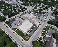 Agneisan, Waupun hospital aerial,drone, uav fly  June 17, 2015. Patrick Flood Photography