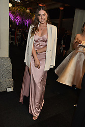 Amber Le Bon at the Boodles Boxing Ball, in association with Argentex and YouTube in Support of Hope and Homes for Children at Old Billingsgate London, United Kingdom - 7 Jun 2019 Photo Dominic O'Neil