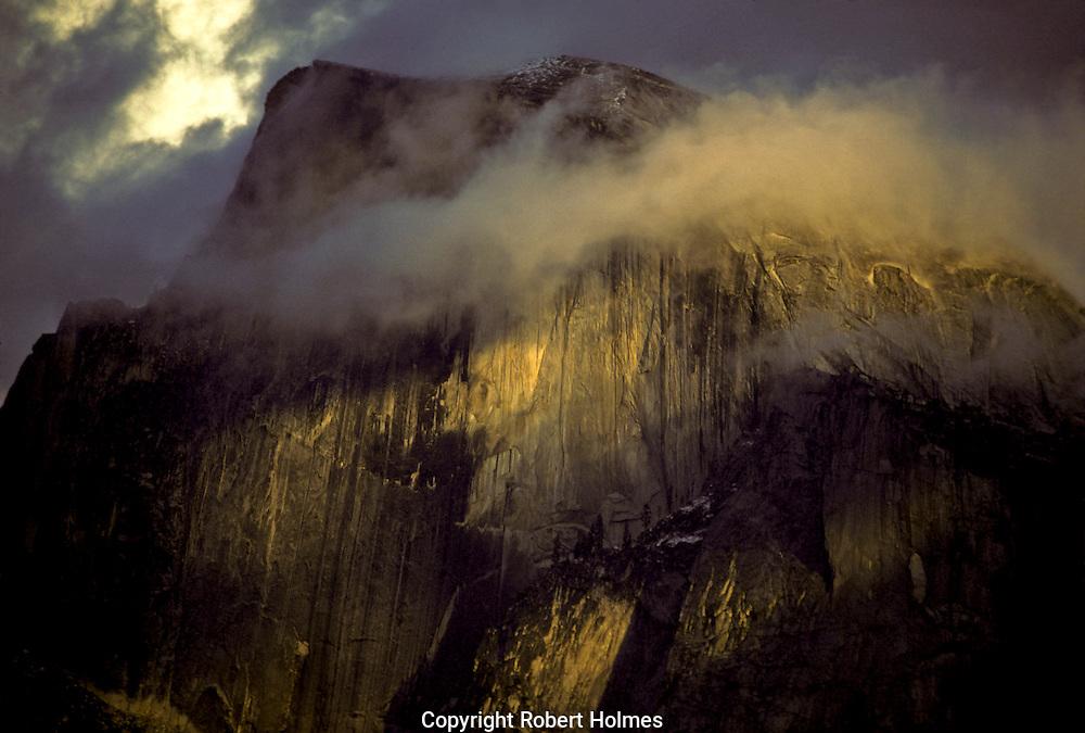 Half Dome, Yosemite Valley, California