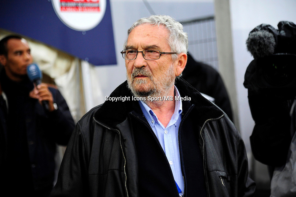 Jean Francois FORTIN - 25.04.2015 - Caen / Guingamp - 34eme journee de Ligue 1<br /> Photo : David Winter / Icon Sport