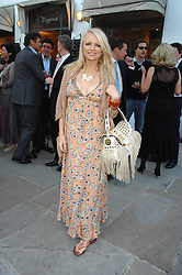HANNAH SANDLING at the launch of The Rupert Lund Showroom, 61 Chelsea Manor Street, London SW3 on 2nd May 2007.<br />