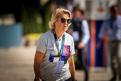 Gretzer Maria, SWE<br /> European Championship Jumping<br /> Rotterdam 2019<br /> © Hippo Foto - Dirk Caremans