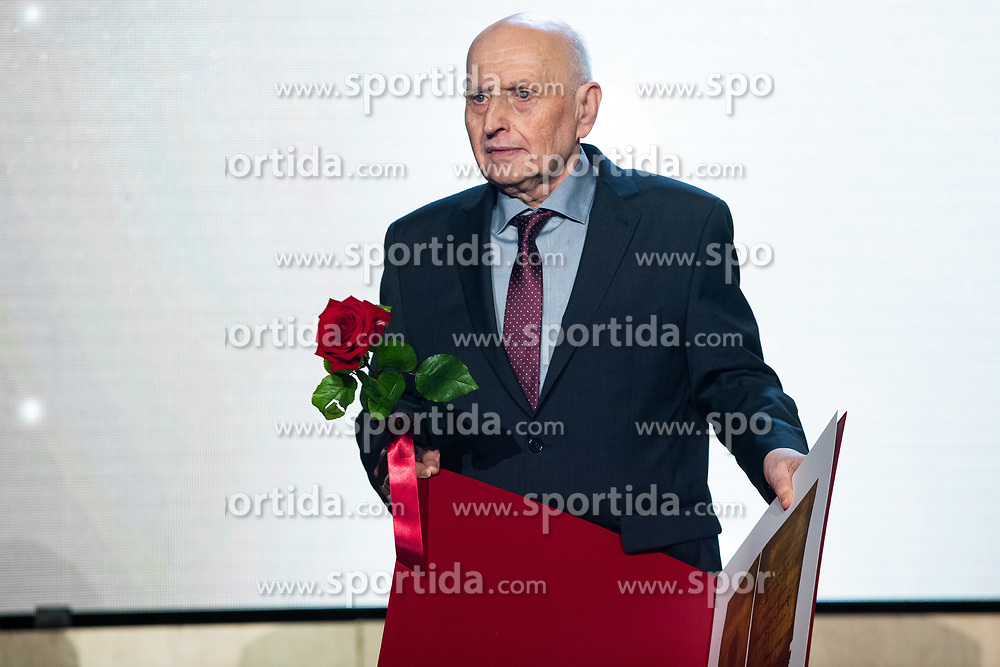 Vladimir Cermak at 55th Annual Awards of Stanko Bloudek for sports achievements in Slovenia in year 2018 on February 4, 2020 in Brdo Congress Center, Kranj , Slovenia. Photo by Grega Valancic / Sportida