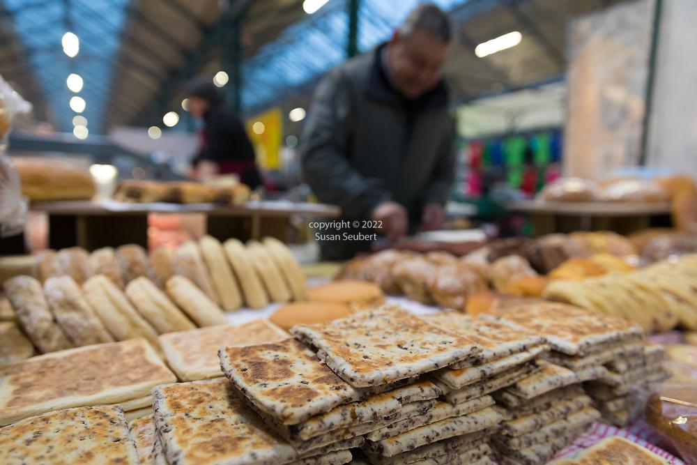 St. George's Market in Belfast, Northern Ireland